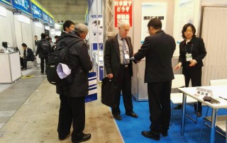 Li-ion Battery Japan Show 2017 BOBS-TECH